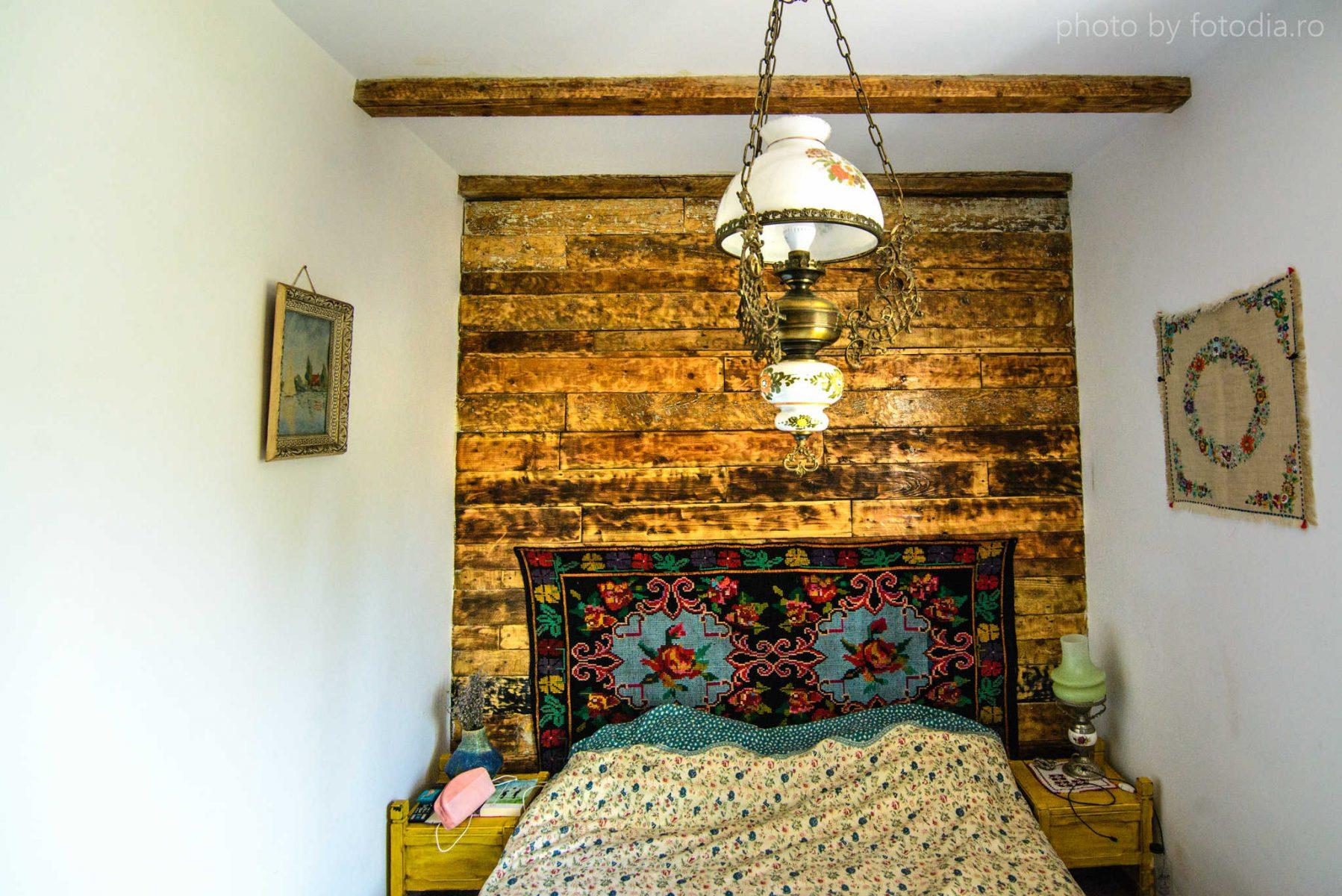 """Camera ţărănească, """"Cuibul de la Mare"""", cazare pensiune Corbu"""