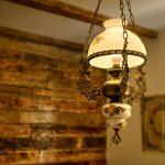 """Candelabru, """"Cuibul de la Mare"""", casă de vacanţă Corbu"""