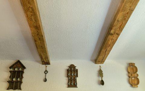 """Detalii bucătărie, """"Cuibul de la Mare"""", cazare pensiune Corbu"""