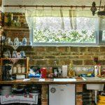 """Bucătărie """"Cuibul de la Mare"""", casă de vacanţă Corbu"""