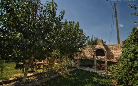 Grill comun Cuibul de la Mare, o pensiune pentru cazare Corbu
