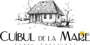 """[:ro]logo """"Cuibul de la Mare"""", cazare pensiune Corbu.[:]"""