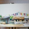 """Lucrare tabăra de pictură """"Plein air la malul mării"""""""