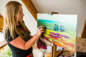 pictor Galina Vieru