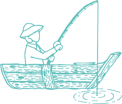 Pescuit lacul Corbu